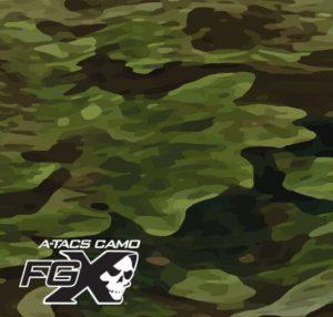 Обновленная и самая современная версия камуфляжа A-TACS FG — Камуфляж A-TACS FG-X [Foliage Green Xtreme] уже в продаже!